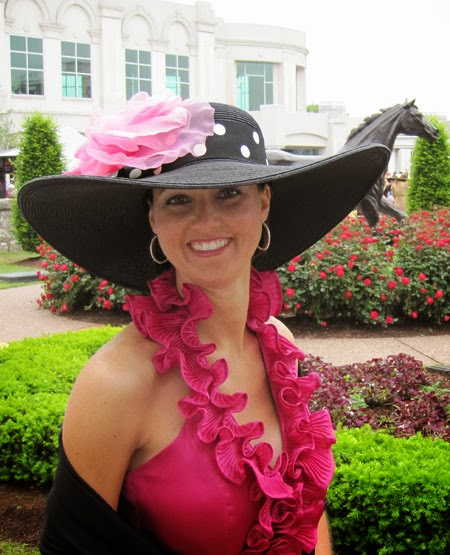 At HAT-A-TUDE.com you will find information on choosing a hat style and  measuring your head. Pictures of Ladies in their HAT-A-TUDE Hats are in the  Photo ... 670d141a2ba0
