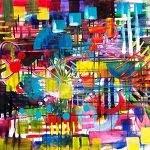Workshop 'Bevrijdend schilderen'