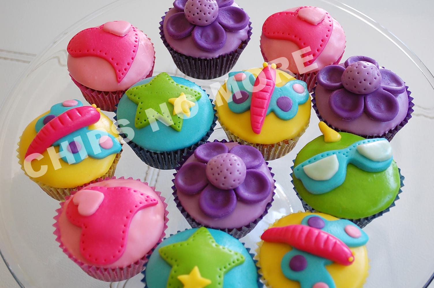 decoracion de cupcakes con fondant car interior design