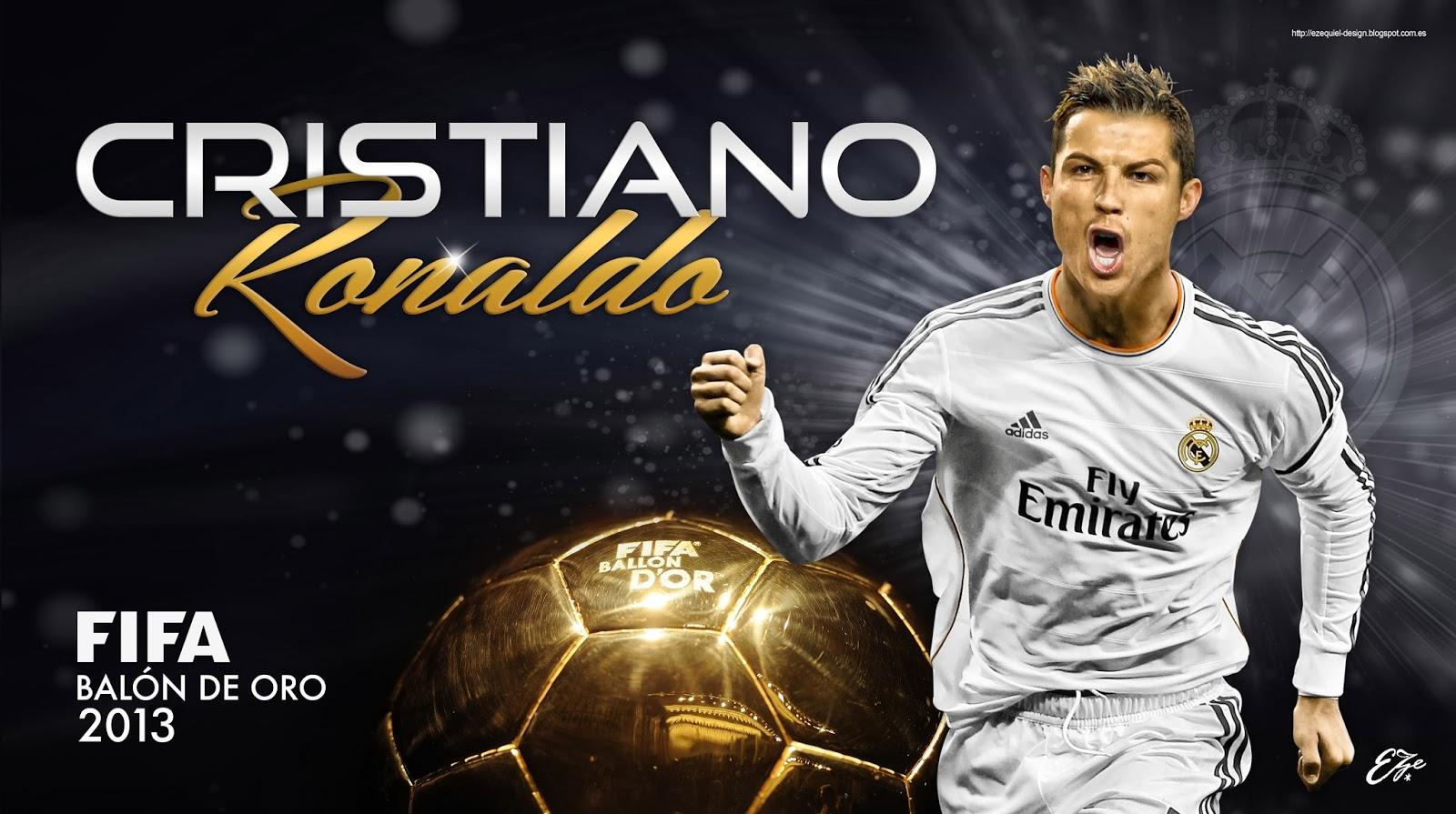 Resultado de imagen de Cristiano Ronaldo y el balon de oro