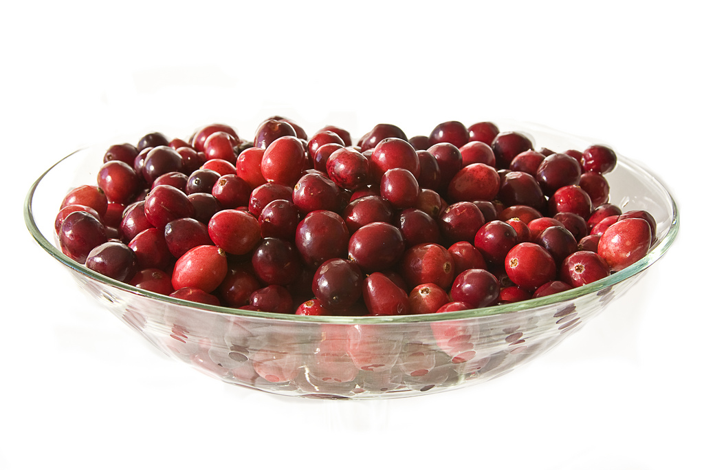 Fresh Raw Cranberries