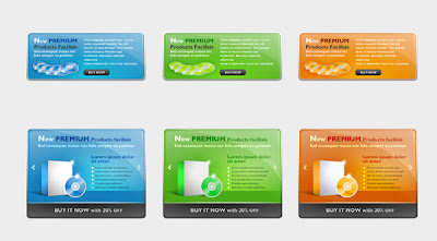 6 Web Ads Cards.psd