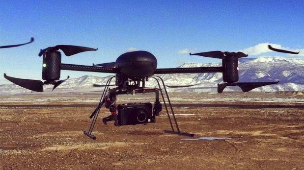 Drones para la vigilancia