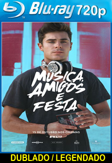 Música Amigos e Festa