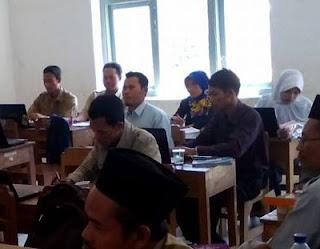 Kegiatan Sosialisasi BOS Madrasah Tahun 2015