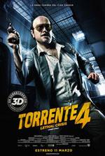 Poster de Torrente 4