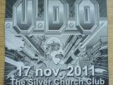 U.D.O. flyer