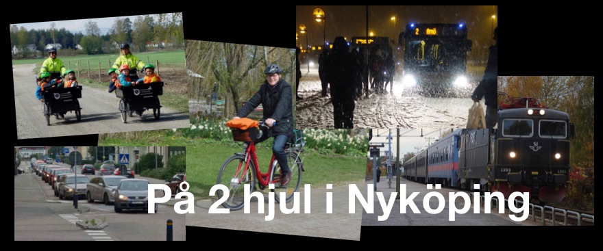 På 2 hjul i Nyköping