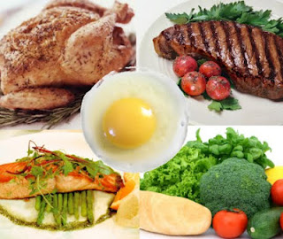 Protein Rich Food