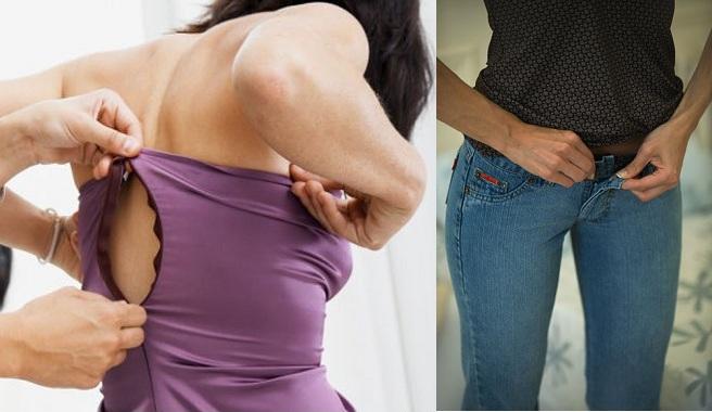Siete enfermedades produce el usar ropa muy ajustada