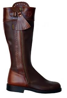 Spanish Riding Boot