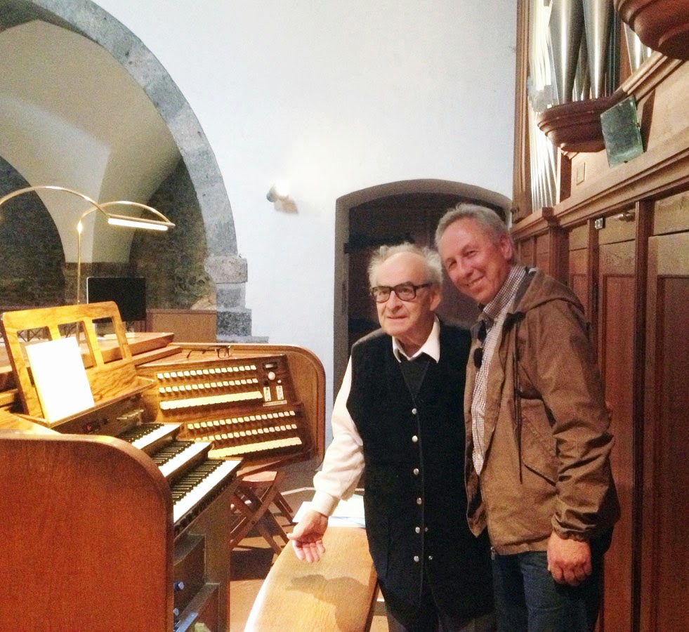 2015 l'Abbaye de Saint-Maurice, Ελβετία