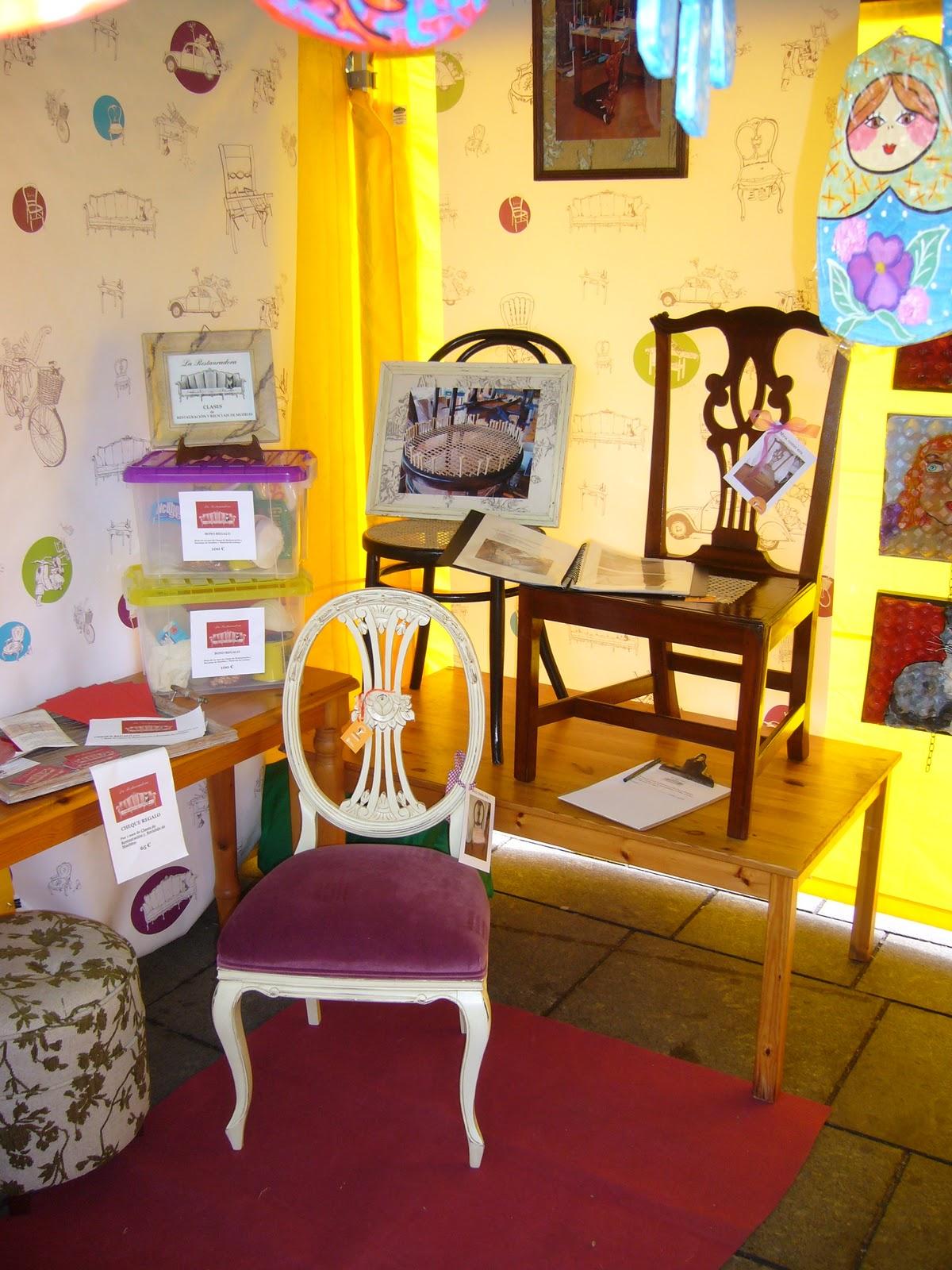 La restauradora un regalo original para navidad for Regalo muebles valencia