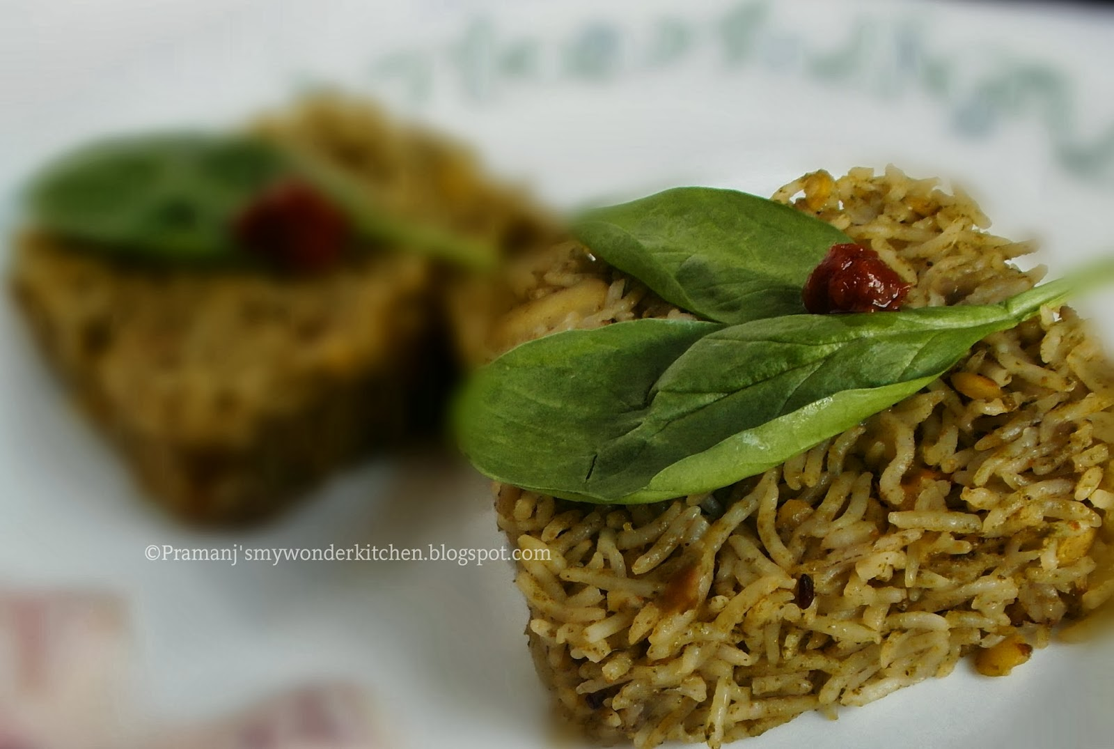spinach_rice