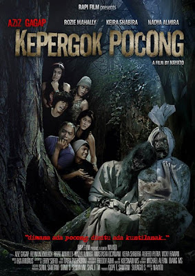 Cerita Film Kepergok Pocong - Video Trailer Film Kepergok Pocong
