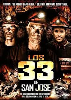 LOS 33 DE SAN JOSE