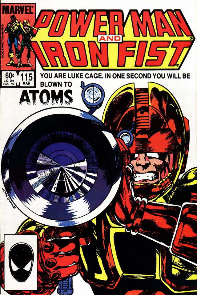 Marvel Comics Of The 1980s 1984