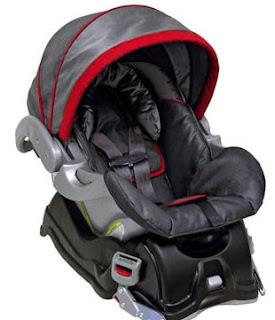 rigid latch loc car seat Base