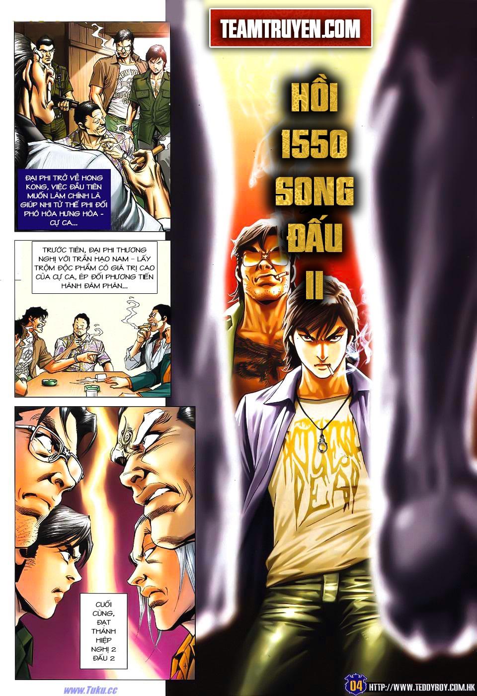 Người Trong Giang Hồ Chap 1550 - Next Chap 1551