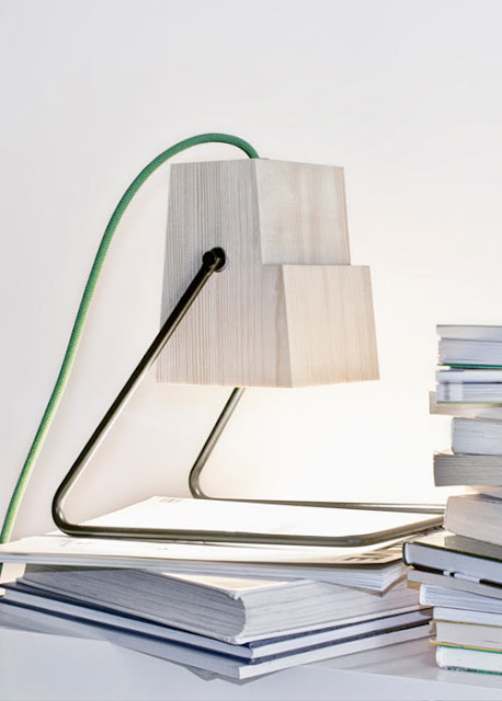 Minimalis Table Lamp with Eco-friendly Style 4