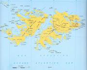 Por: Virginia Gamba *. Experta en Estrategia y autora de varios libros sobre . mapa islas malvinas