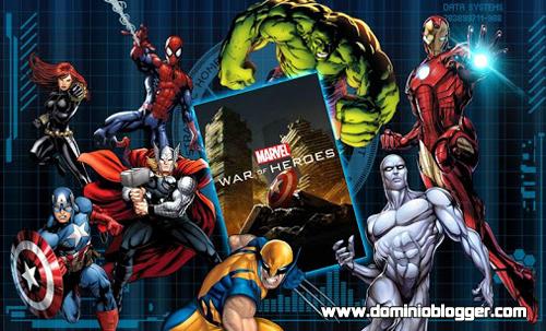 Juega Marvel War of Heroes gratis en tu Smartphone con Android