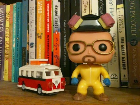 Walther White Breaking Bad Funko