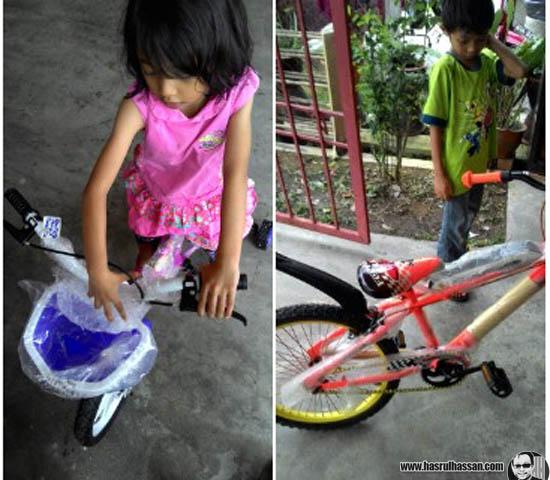 Cara Motivasikan Anak Dengan Hadiah Tamat Sekolah