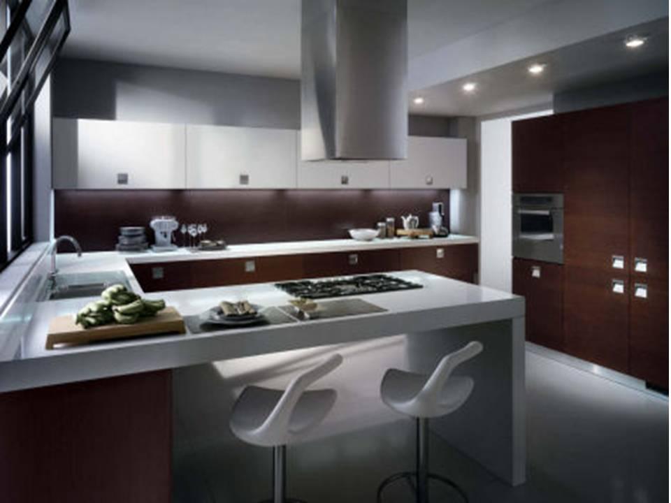 Contemporary Kitchen Design Concept Kitchen