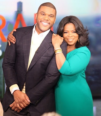 Tyler Perry and Oprah Winfrey Partnership