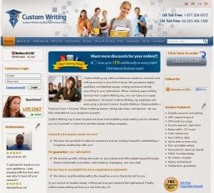 Custom-Writing.org Discount Code