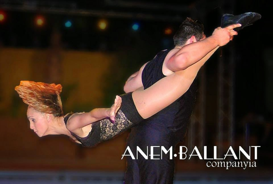 anem ballant companyia dance show