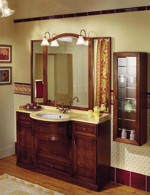 Bathroom furniture designs latest.