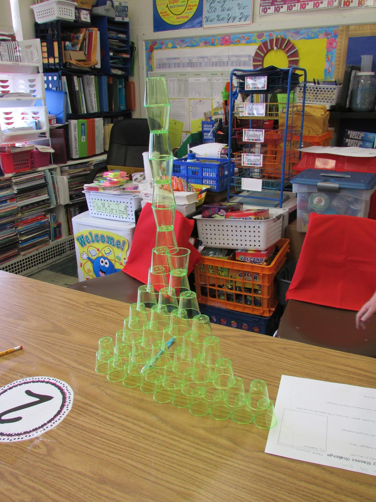 Classroom Project Ideas ~ Growing a stem classroom our first challenge tiny