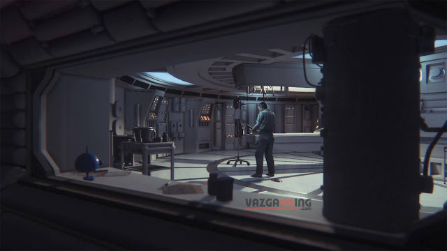 Alien Isolation Gameplay 3