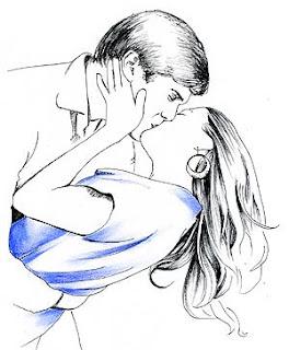 Dibujos de Besos
