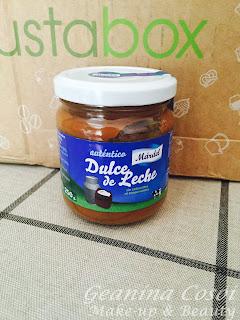 dulce de leche márdel degustabox septiembre 2015