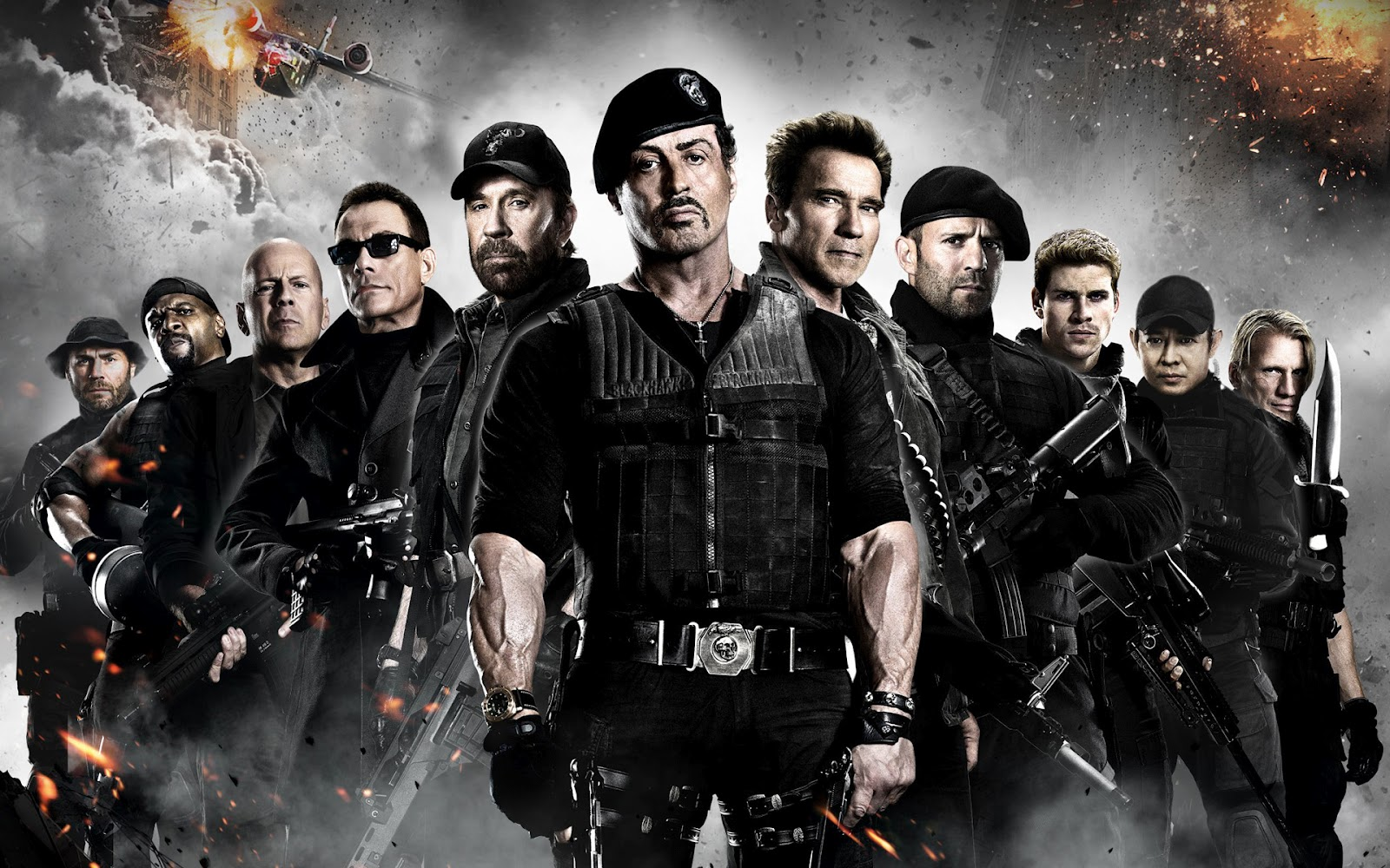 the mad prophet: the expendables 2- review