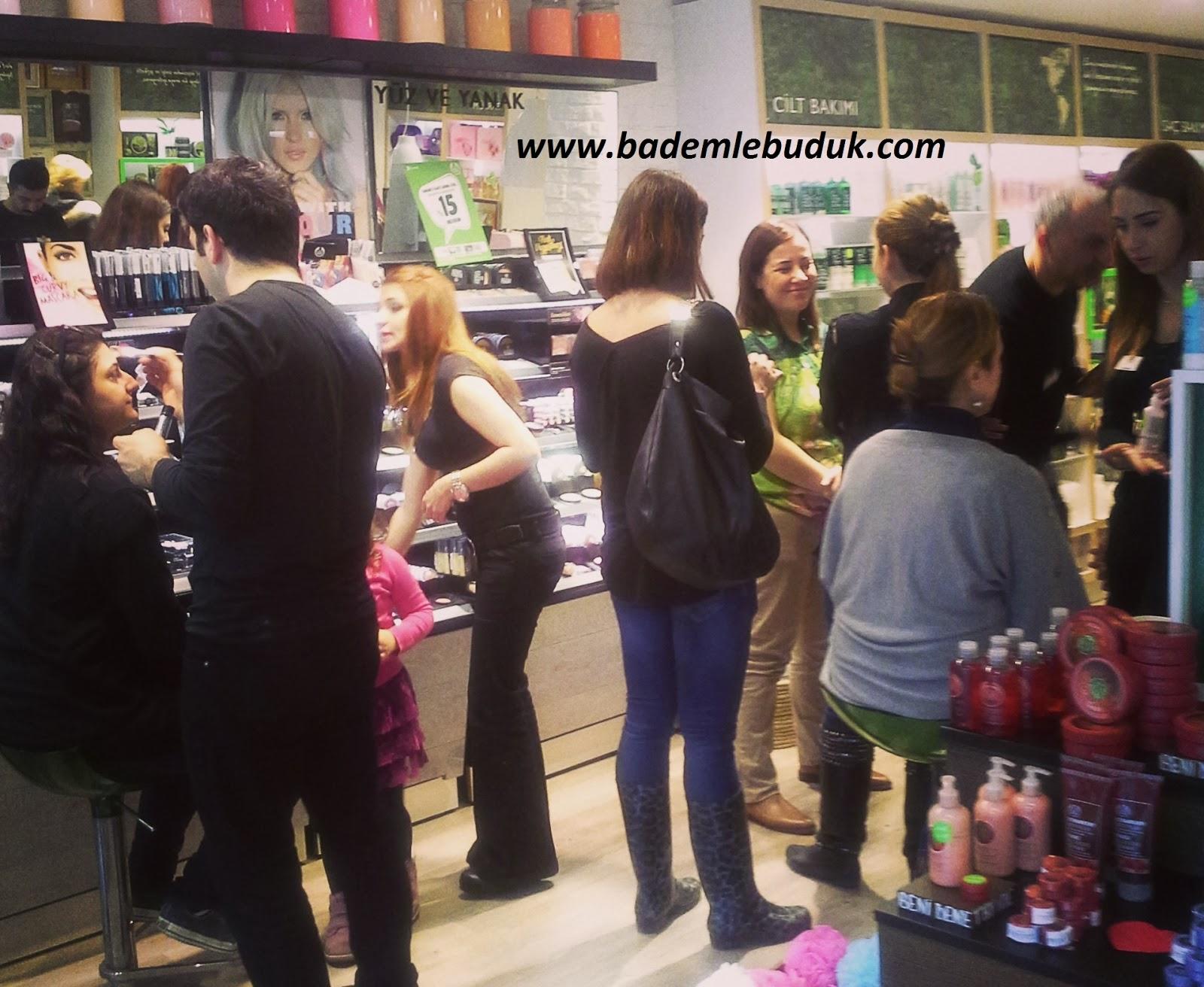 The Body Shop Erenköy