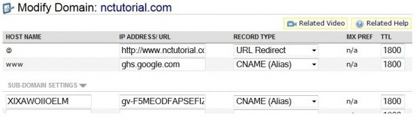 how to add a domain from namecheap to jvzoo host