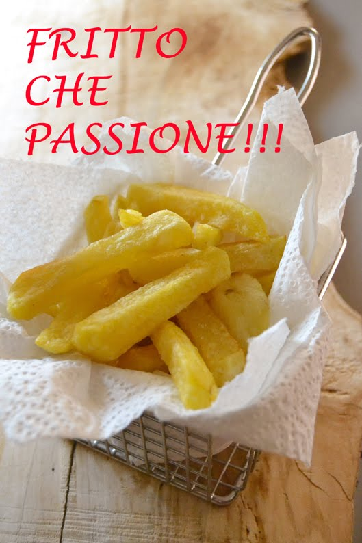 Io AMO i fritti!!!