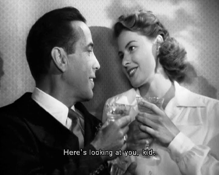 casablanca movie review Casablanca movie reviews & metacritic score: a casablanca, morocco casino owner in 1941 shelters his former lover and her husband, a czechoslovakian freedom.