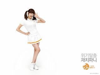SNSD Tiffany (티파니; ティファニー) Wallpaper HD 9