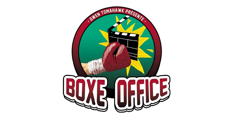 Boxe Office par Gwen Tomahawk