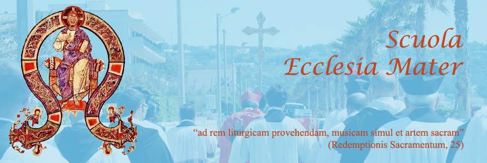 Scuola Ecclesia Mater