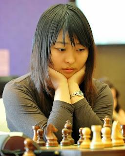 Echecs: Ju Wenjun (2526), championne de Chine féminine en 2010 et 2014