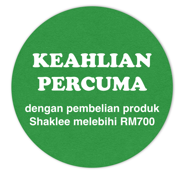 JOM JOIN AHLI SHAKLEE