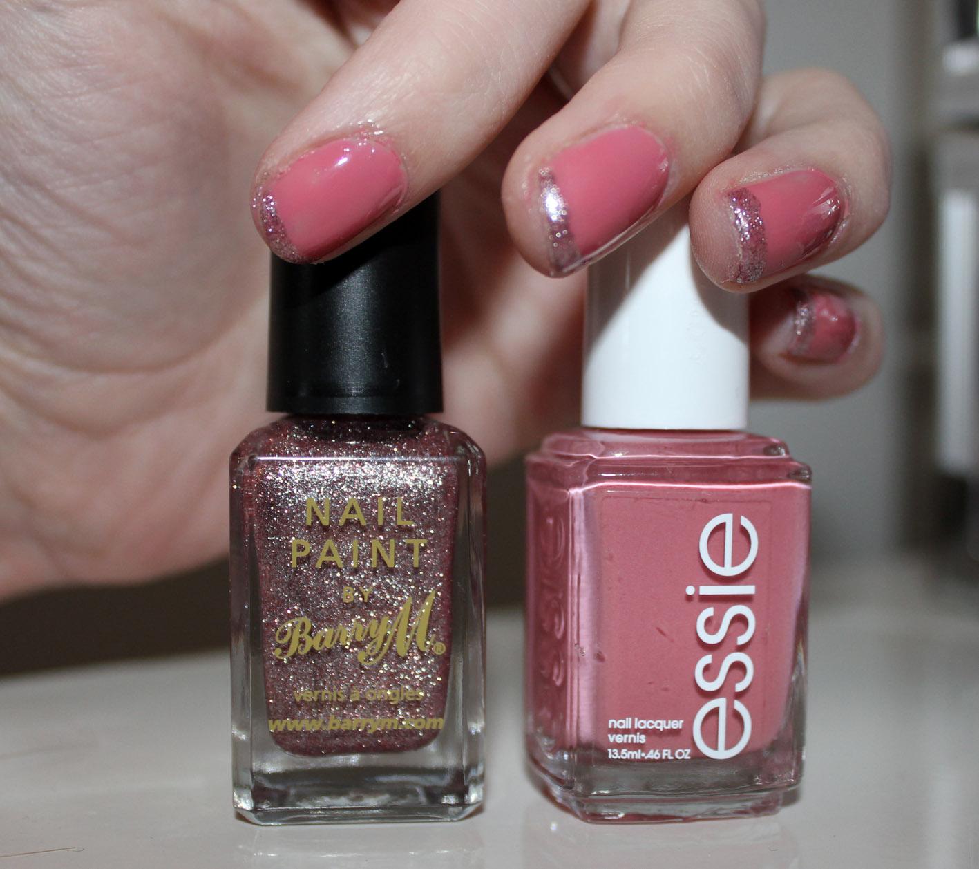 Best Essie Glitter Nail Polish - To Bend Light