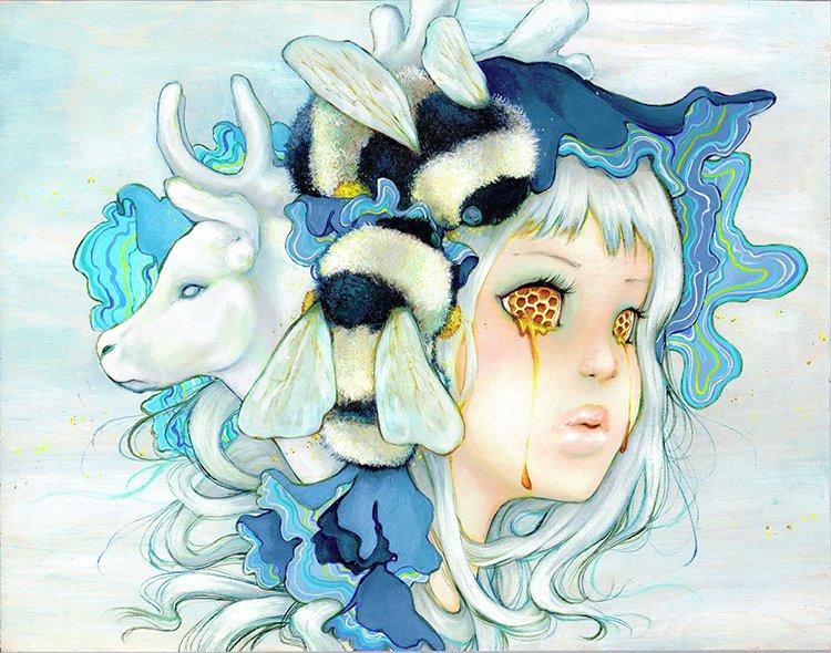 The Art Of Kyra Slayden Touchstones 01 7142013