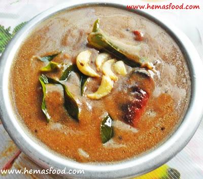 Horse Gram Soup